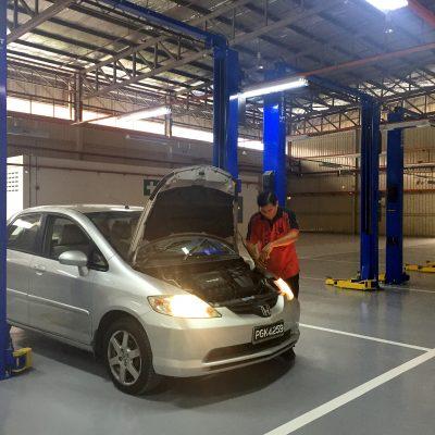 JM Service with Technician