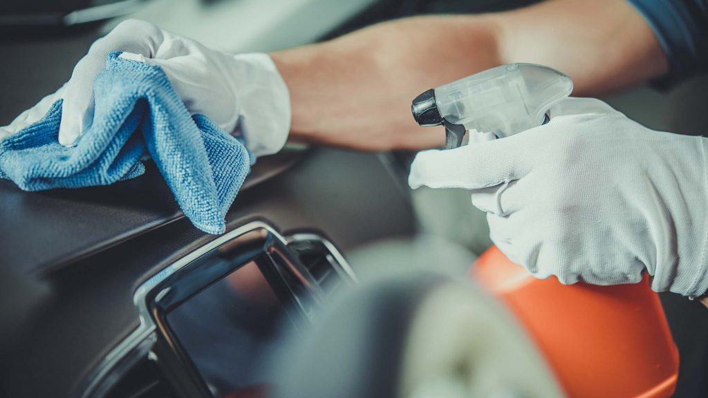 5 Tips to Disinfect Your Car During COVID-19